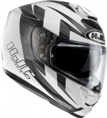 HJC RPHA ST Murano Full Face Motorcycle Helmet Black Small Extra Large